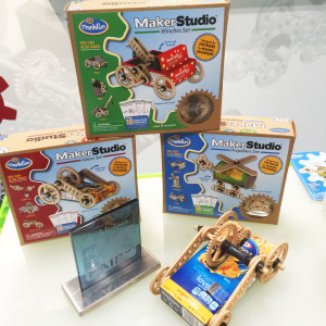 Maker Studio, Techlicious 2015
